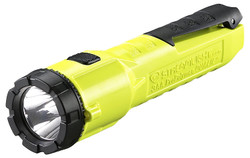 "3AA ProPolymer Dualie with 3 ""AA"" alkaline batteries, Yellow"
