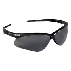 V30 Nemesis Safety Glasses, Black Frame, Smoke Lens 25688