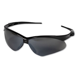 V30 Nemesis Safety Glasses, Black Frame, Smoke Lens 25688