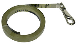 Replacement Blades For Use With U.S. Tape 58813, Chrome Plated Gauging Tape