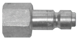 Air Chief Industrial Quick Connect Fittings, 1/2 X 1/2 in (Npt) F