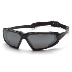 Black Frame/Gray Anti-Fog Lens