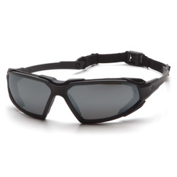 Black Frame/Gray Anti-Fog Lens
