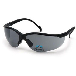 Pyramex  Venture Ii Bifocal Safety Glasses - Gray Lens - +2.0 Lens