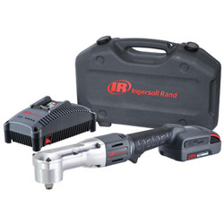 1/2-In Drive 20-Volt Cordless Right Angle Impact Wrench - 180 Ft-Lbs Max Torque
