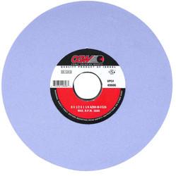 "AZ Cool Blue Surface Grinding Wheels, Type 7, 14 X 2, 5"" Arbor, 46, J"