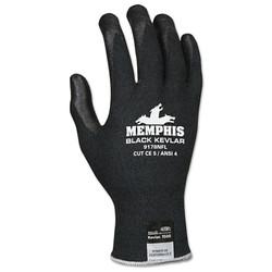 9178NF Cut Protection Gloves, Large, Black