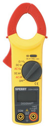 Digital Snap-Arounds, 5 Function, 10 Range, 400A AC/DC
