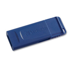 Classic USB 2.0 Flash Drive, 4 GB, Blue 97087