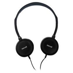 HP-200 Stereo Headphones, Silver 190318