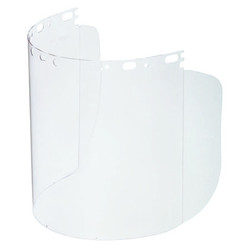 HONEYWELL NORTH Protecto-Shield Replacement Visors, Clear, 8 1/2 x 15 x 0.07 11390044 Pack of 1