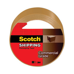 "3750 Commercial Grade Packaging Tape, 3"" Core, 1.88"" x 54.6 yds, Tan 3750T"