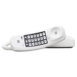 210 Trimline Telephone, White 210W
