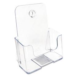 deflecto Rack,Lit,Brochure,Clr 74901