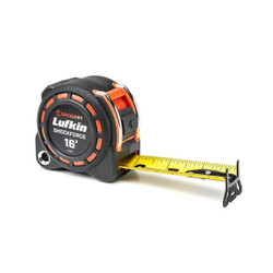 "1-3/16"" x 16' Shockforce Dual Sided Tape Measure"