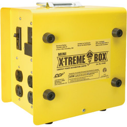 Southwire Mini X-Treme Box 30A Generator Power Inlet Box 19800102