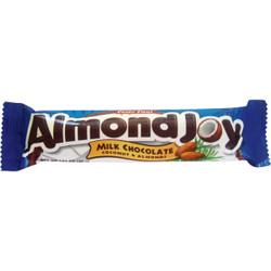 Almond Joy 1.6 Oz. Chocolate w/Coconut & Almonds Candy Bar 10205 Pack of 36