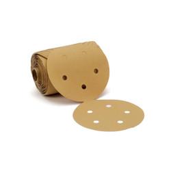 3M Stikit Paper D/F Disc Roll 236U, 5 in x NH 5 Holes P150 C-weight