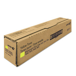 006R01514 Toner, 15000 Page-Yield, Yellow 006R01514