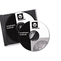 Laser CD Labels, Matte White, 40/Pack 5692