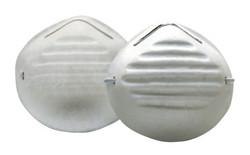 Gerson Nuisance Dust Masks, Mouth and Nose, Dust; Non-Toxic Particles, One Size