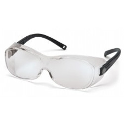 Ots, Over The Glass Safety Glasses, Clear