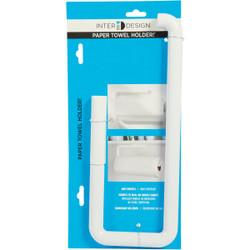 InterDesign Wall Mount Paper Towel Holder 35001