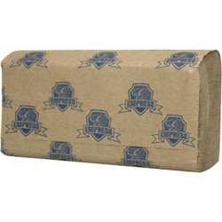 Empress Single Fold Natual Hand Towel (16 Count) HT400031