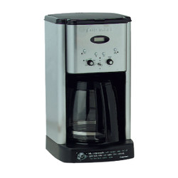 Cuisinart 12 Cup Programmable Stainless Steel Coffee Maker DCC-1200P1