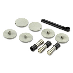 03200 XTreme Duty Replacement Punch Heads and Disc Set, 9/32 Diameter 03203