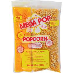 Gold Medal Mega Pop 8 Oz. Popcorn Kit (24 Kits) 2838