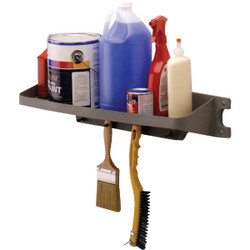 Suncast 24 In. Tool Rack & Shelf V757