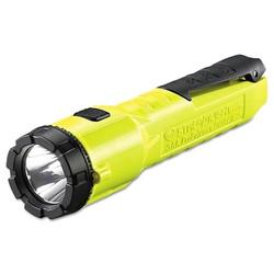 ProPolymer® Dualie Flashlight, w/3 AA Alkaline Batteries, Spot/Flood, Yellow