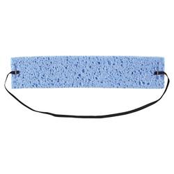 Disposable Sweatbands, Cellulose, Blue