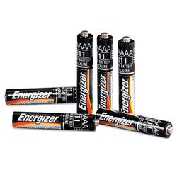 Alkaline Batteries, 1.5 V, AAAA
