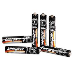 Alkaline Batteries, 1.5 V, AAAA