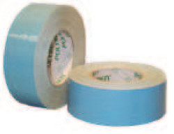 Double-Faced Cloth Tapes, 2 in X 36 yd, 13 mil, Natural