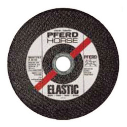 A-SG Flat Cut-Off Wheel, 4-1/2 in Dia, 3/32 Thick,7/8 in arbor, 46 Grit