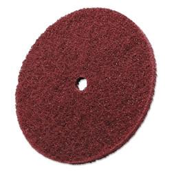 Scotch-Brite High Strength Discs,6 X 1/2, 4,000 rpm, Aluminum Oxide, Medium