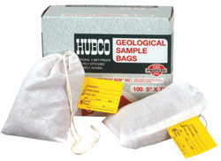 Geological Sample Bag and Parts Bag, 4-1/2 in W X 6 in L