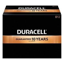 CopperTop Batteries, DuraLock Power Preserve Alkaline, 1.5 V, D
