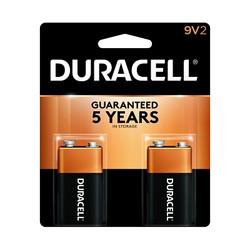 CopperTop Batteries, DuraLock Power Preserve Alkaline, 9V