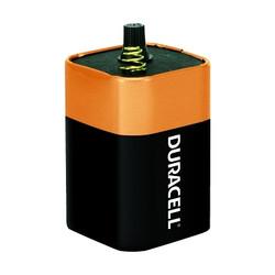 Duracell Lantern Batteries, Non-Rechargeable Alkaline, 6 V, Lantern