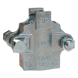 """Boss Clamps, 1/2"""" Hose Id, 13/16""""-15/16"""" Hose Od, Malleable Iron"""