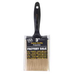 """3"""" Factory Sale Polyester paintbrush"""