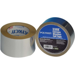 Polyken 330X Extreme Weather Foil Tape 72mm x 46m