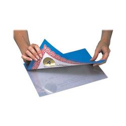 C-Line Sheet,Lam,Clr Adh,9x12,50 65004