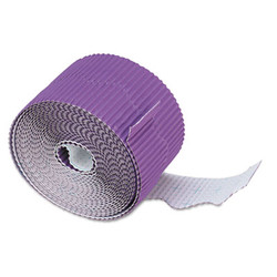"Bordette Decorative Border, 2 1/4"" x 50' Roll, Violet 37334"