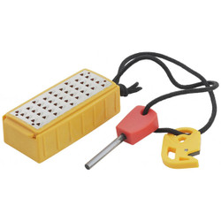 Smith's S-50562 Smiths Pack Pal Tinder Maker with Fire Starter