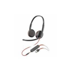 Blackwire 3225, Binaural, Over the head Headset C3225